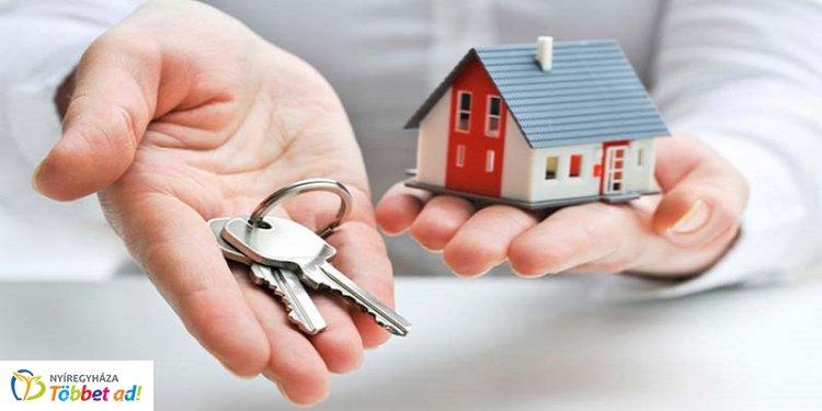 Visszavásárolható otthonok – Az egyösszegű vásárlás mellett részletfizetés is választható
