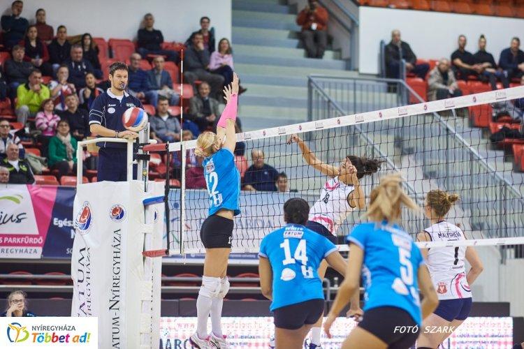 Vasárnap vívja hazai meccseit az elődöntőben a Fatum Nyíregyháza