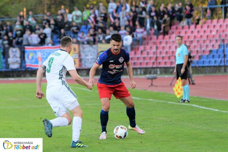 Hazai pályán a Szpari - az ETO érkezik vasárnap a Városi Stadionba