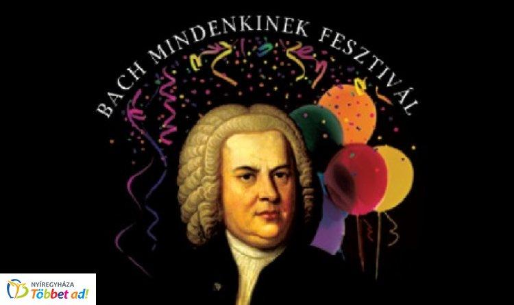 Bach Mindenkinek Fesztivál - koncert a nyíregyházi református templomban