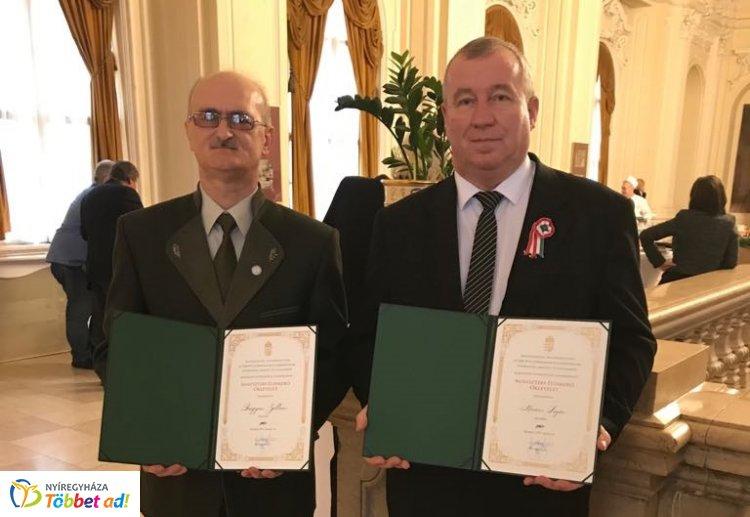 Miniszteri elismerések és állami kitüntetések március 15. alkalmából