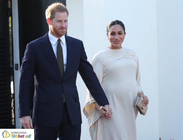 Ez lehet Meghan hercegné és Harry herceg első gyermekének a neve