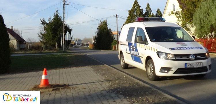 Kitörtek egy ivókutat a Móra Ferenc utcán  - egyelőre keresik az elkövetőt