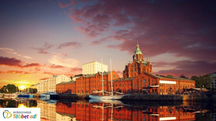 Finnország rejtett kincsei... - vetített képes úti beszámoló