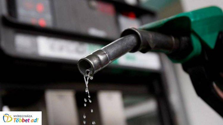 Csökkent a gázolaj ára -  Az üzemanyagok ára múlt héten változott utoljára