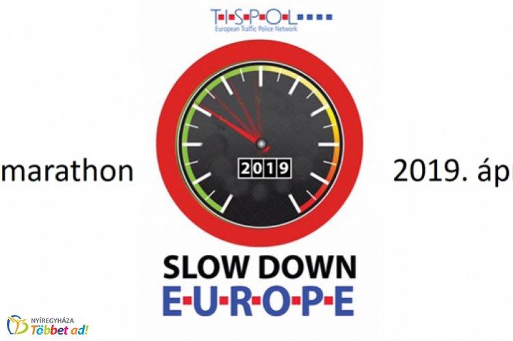 Ajánljon Ön is helyszínt a 2019-es,  24 órás sebességellenőrzéshez, a Speedmarathonhoz!