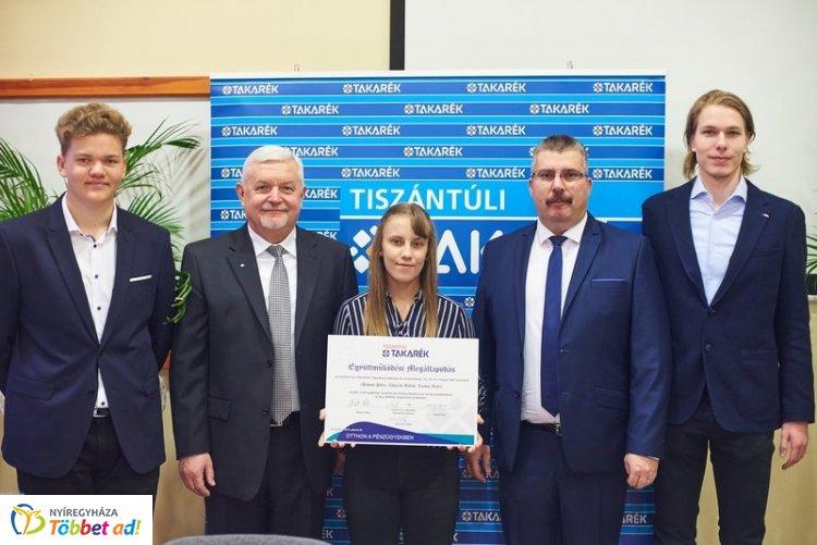 Támogatott tehetségek – három sportoló kapott ösztöndíjat a Tiszántúli Takaréktól