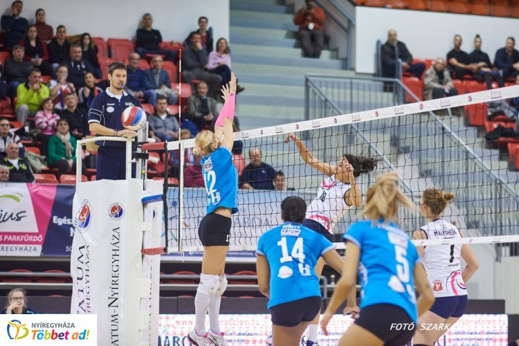 Kezdődik! Vasárnap indul a női röplabda Extraliga elődöntője
