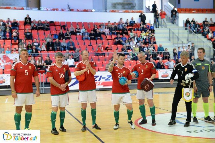 Jótékonysági Sportgála - összefogott a futballtársadalom hogy segítsen