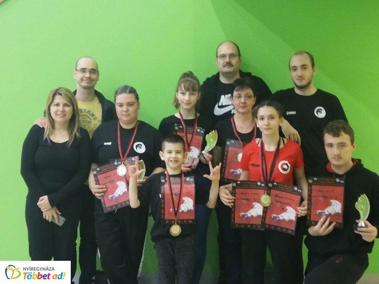 Kempo világkupa - Szigetszentmiklóson indultak a Tai Qi SE versenyzői