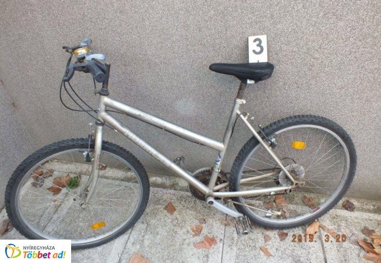 Kerékpárlopás miatt keresik – Egy nyíregyházi oktatási intézmény szállója elől lopott