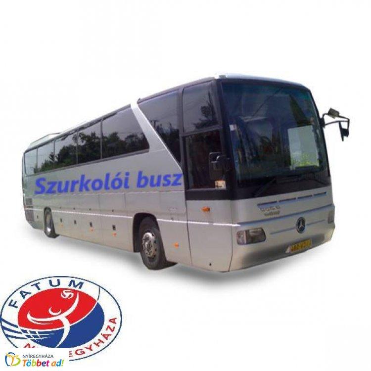 Szurkolói busz - csütörtök délutánig jelentkezhetnek a drukkerek