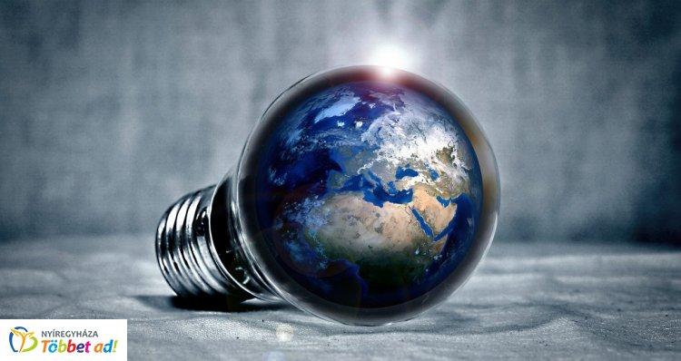 Nyíregyháza idén is csatlakozott a WWF Föld Órája akcióhoz – Csatlakozzon Ön is!