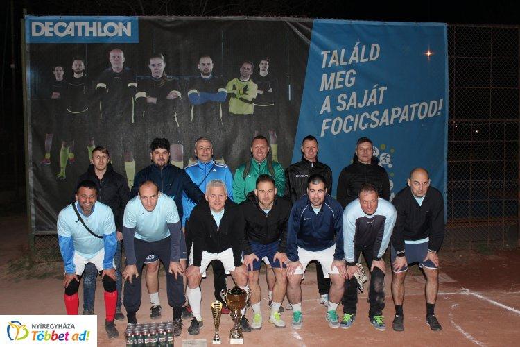 A Pikoló nyerte a kispályás tornát - összesen 27 csapat nevezett