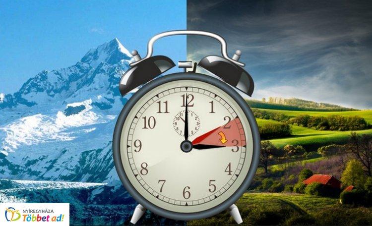 Hétvégén kezdődik a nyári időszámítás – Vasárnap kell átállítani az órákat!