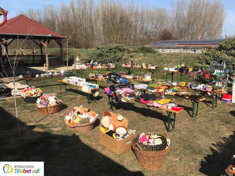 Szombaton és vasárnap ön is segíthet a menhelyes állatokon - Garázsvásár!