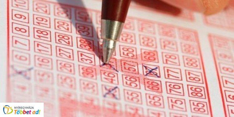Még mindig nem vitték el az ötös lottót - Több mint 3,3 milliárd volt a tét