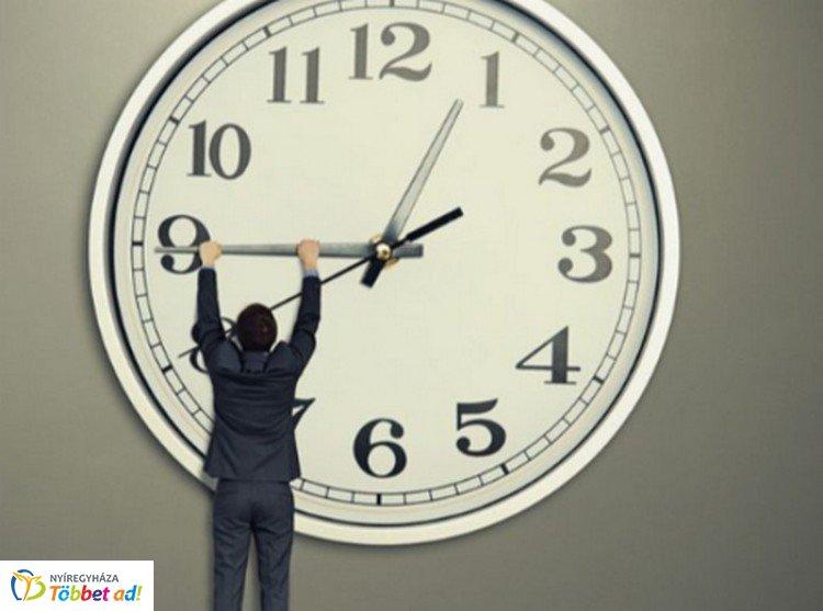 Megkezdődött a nyári időszámítás - Az órákat éjjel két órakor három órára kellett állítani