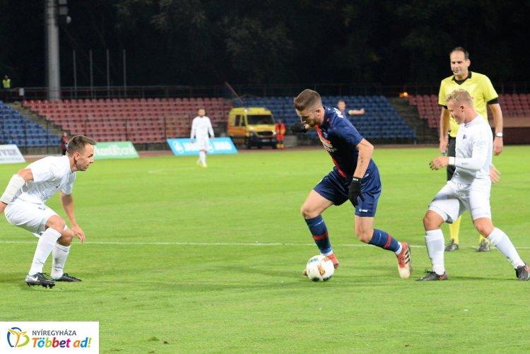 Egy pont idegenből - negyedik meccsén maradt veretlen a Szpari