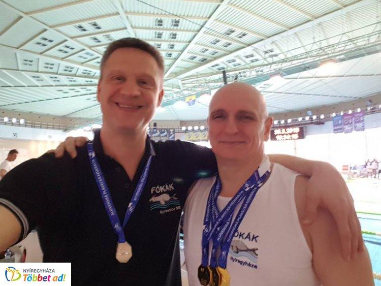 Szlovák Masters verseny - nyíregyházi úszók is rajthoz álltak
