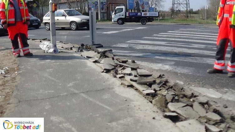 Forgalomkorlátozás a Tünde utcán – Így közlekedhetnek az érintett útszakaszon
