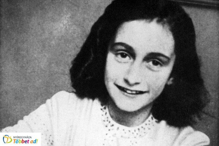 Olvass és írj Anne Frankkal - vándorkiállítás a Móricz Zsigmond könyvtárban
