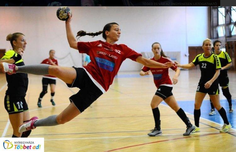 Fontos meccset nyert a Kölcsey - legyőzték az Ózdot a kézilabdás lányok