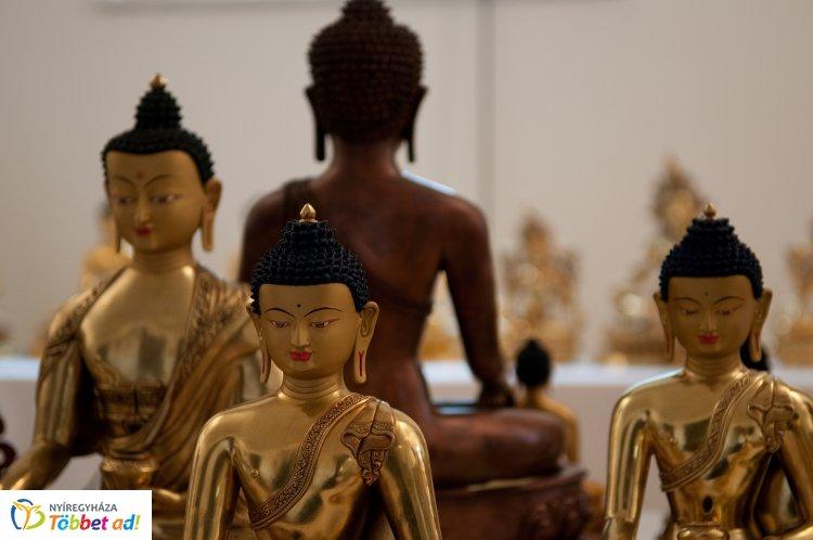 Buddhizmus, karma - ok és okozat - előadás a Váci Mihály Kulturális Központban