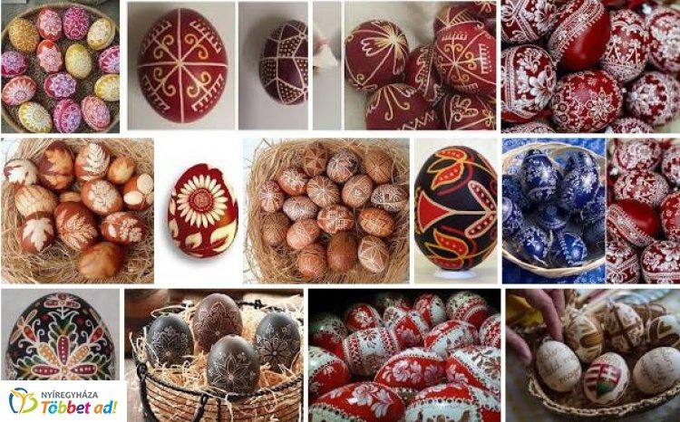Varázs tojás, hímes tojás - egyedülálló kiállítás nyílik Oroson