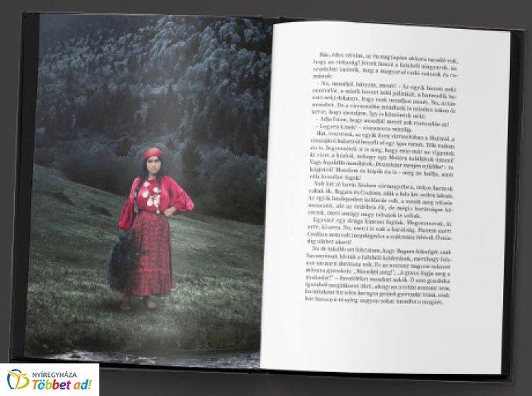 A szív vége - Cigány újmesék című könyv bemutatója Nyíregyházán