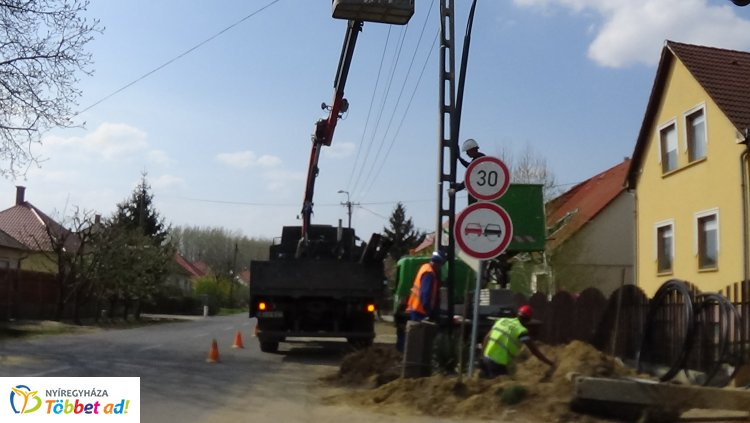 Friss! – Így zajlanak a munkálatok a Legyező-Derkovits-Dugonics utcákban