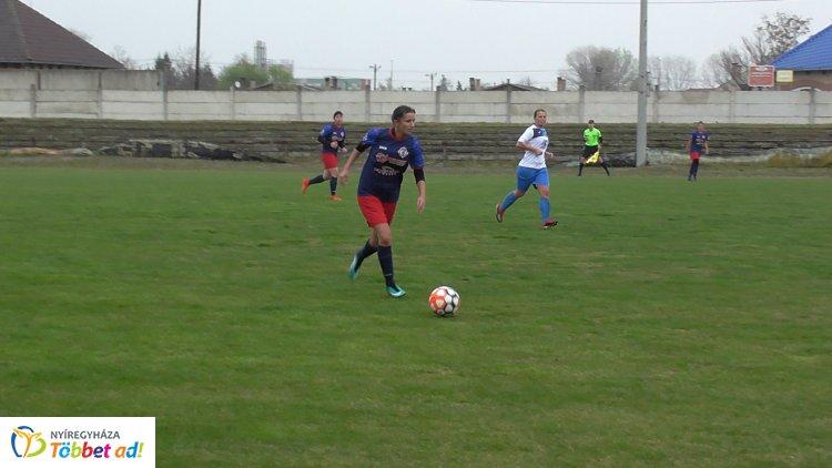 Gól a 15. másodpercben - nyert a Szpari női csapata a Monor ellen