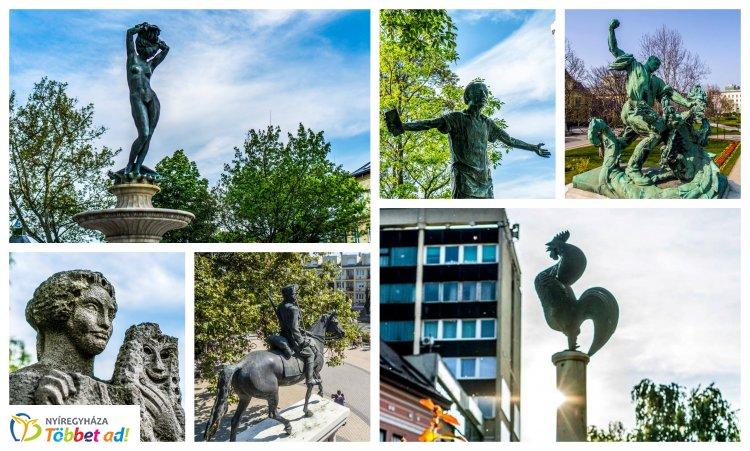 Kvíz! – Mennyire ismered a nyíregyházi szobrokat? Most kiderül!