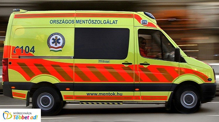 Súlyos sérülésekkel szállították kórházba a Kemecsén elgázolt kerékpárost