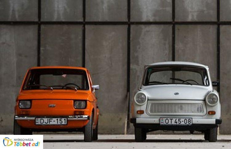 Trabi és Polski Fiat milliókért – Körülnéztünk a hirdetési portálok ajánlatai között