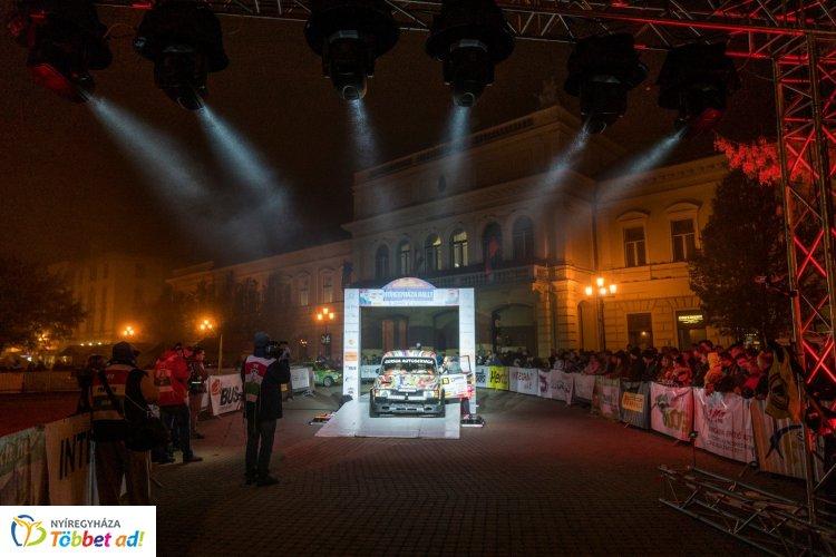 Nyíregyháza Rally – Lendvai István autóversenyző már készül az újabb versenyre!