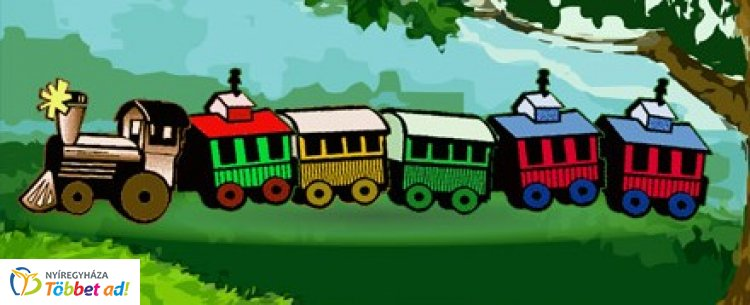 """""""A legszebb vonat"""" - rajzpályázatot hirdet a Vasutas Művelődési Ház"""