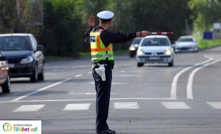 Rendőri forgalomirányítás várható szerdán a Debreceni és Váci Mihály út csomópontjában