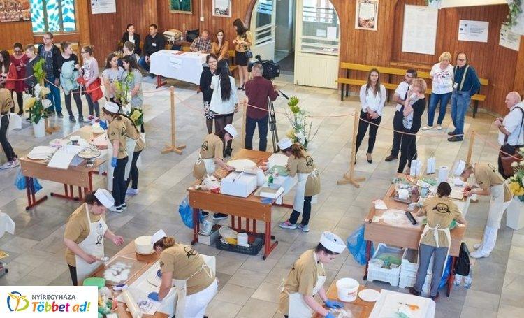 II. Szabolcsi Cukrász Kupa – Külföldről is érkeztek versenyzők