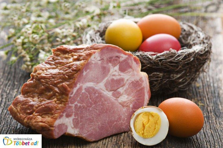 Húsvét – Több mint 7800 tonna füstölt áru fogy az ünnepi időszakban