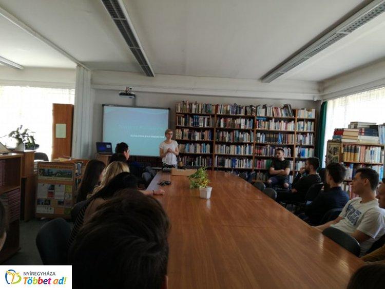 Százhúsz diák ismerkedett a bíróság feladataival Mátészalkán