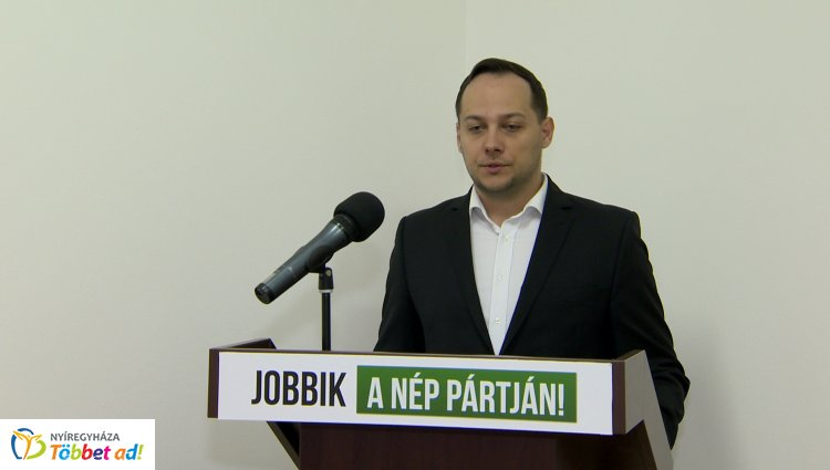 Lengyel Máté a Jobbik EP választási programjáról – Csütörtökön tartott sajtótájékoztatót