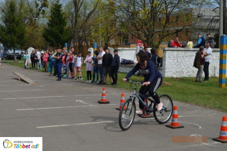 Kerékpáros Iskola Kupa – Április 15-ig lehet jelentkezni a nyíregyházi fordulóra
