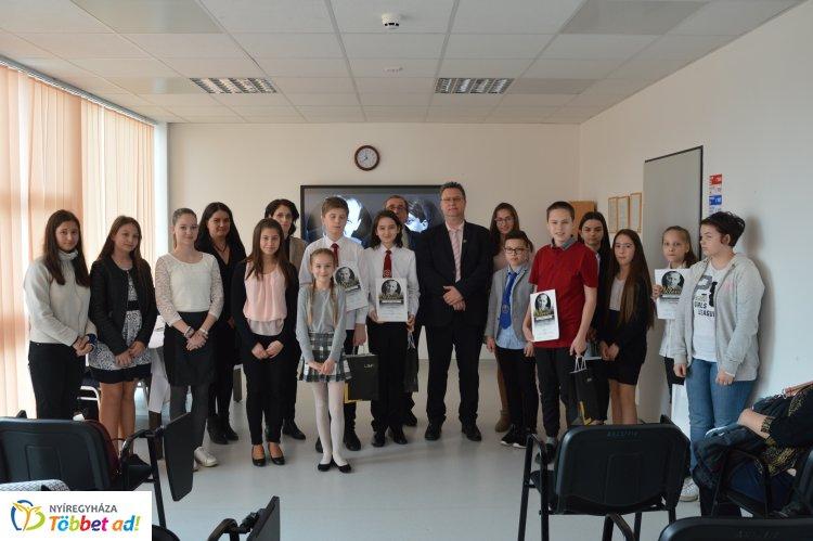 Ők lettek a Váci Mihály Szavalóverseny díjazottai! Gratulálunk!