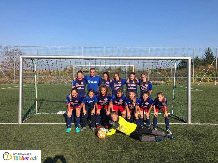 Női labdarúgás - Fejlesztési Központ lett a Nyíregyháza Spartacus