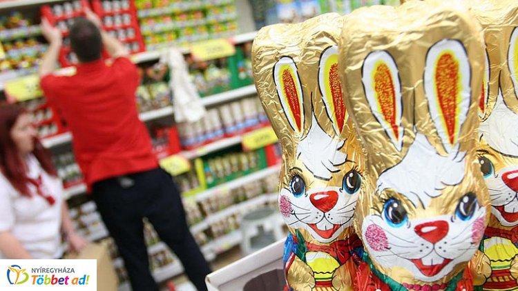 Indul a költekezés - Ennyit adnak ki átlagosan a magyar szülők húsvétkor