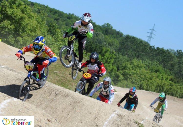 BMX verseny Nyíregyházán újra - Kibővült formával és új névvel érkezik