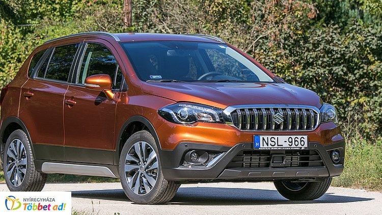 Fordulat az autópiacon - már nem a Suzuki Vitarából vették a legtöbbet