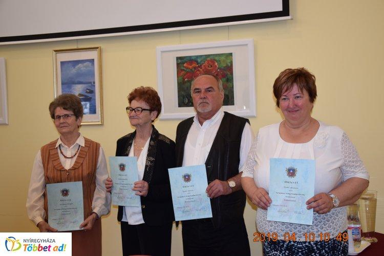 Szavalóversenyt szervezett a Nyíregyháza és Térsége Nyugdíjas Szövetség
