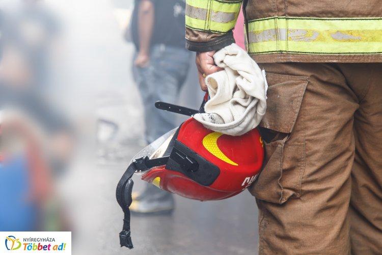 Hétfőn három szabadtéri tűzesetnél avatkoztak be Szabolcs-Szatmár-Bereg megye tűzoltói